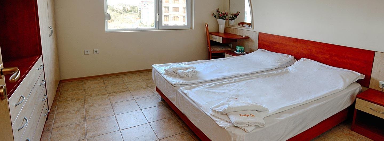 Апартамент с две спални